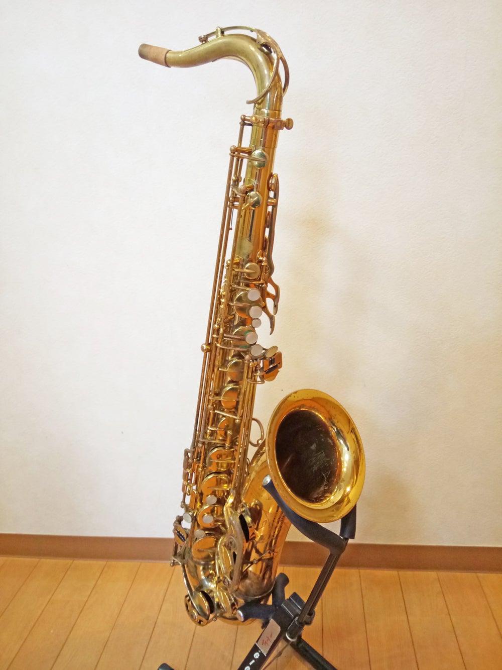 C.G.Conn 6m Naked Lady Ⅷ Stamp Alto Sax 29万1千台 ( 楽器 ) - ジャズ