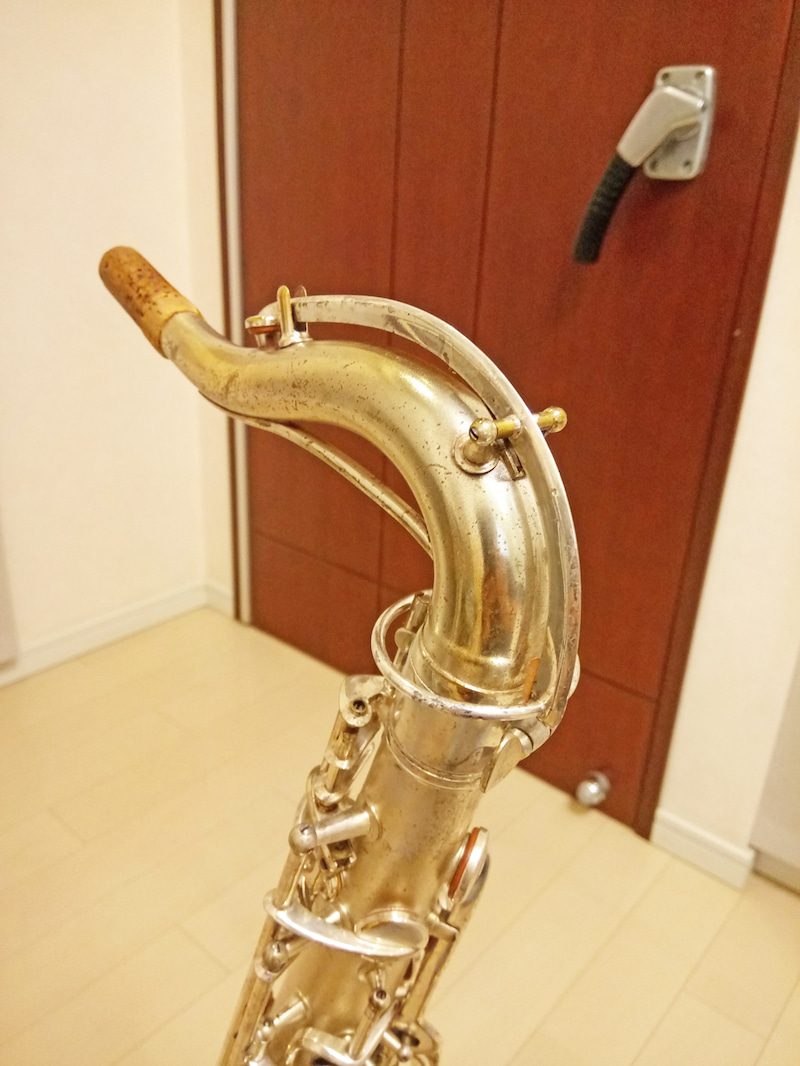 C.G.Conn 30m connqueror Tenor Sax 30万6千台(音源あり)   ジャズ