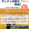 【お知らせ】ドーナッツカフェ千葉椿森(ボッチャ体験会 開催!!)の画像