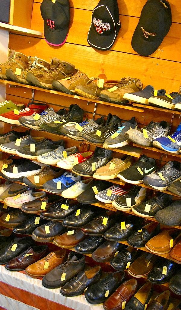 8月最終セール店内画像@古着屋カチカチ