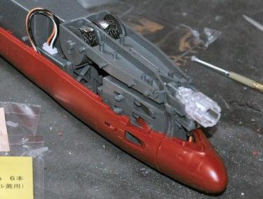 艦首魚雷発射管開け!(違うか…?)   tdfmriのブログ