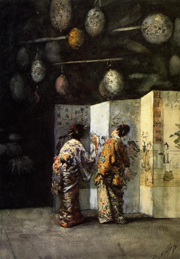 ジュゼッペ・デ・ニッティス,パリで印象派画家と活動したイタリア人 ...