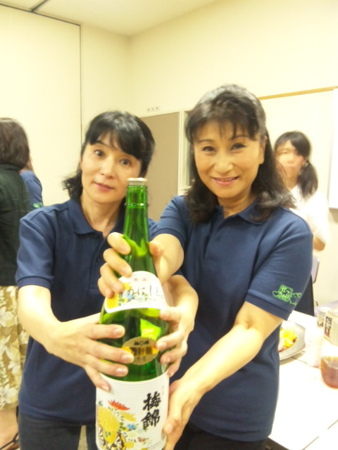四国中央市で丸山ひでみさんと | みかん一座のブログ
