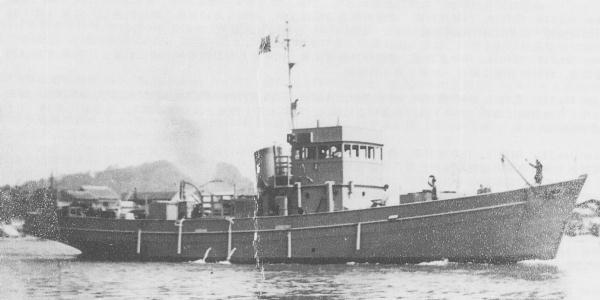海軍艦艇つれづれ戦時に急造された木造特務艇の戦後の活躍と朝鮮戦争における悲劇