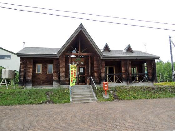 石北本線・安国駅