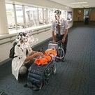 人工呼吸器管理下の小児航空機搬送の記事より