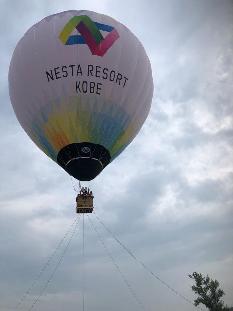 ネスタ リゾート 神戸 気球