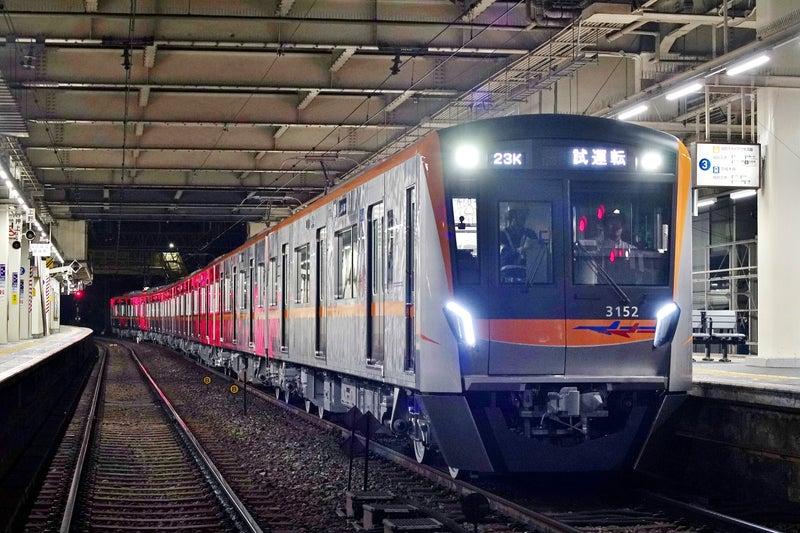 京成3152-1 京成高砂駅 20190901⑫