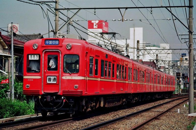 京成3104 海神~京成船橋間 19910609