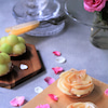 かおり先生のお菓子は、本当にどこにも売ってない美味しさと、センスがあるのです。 の画像