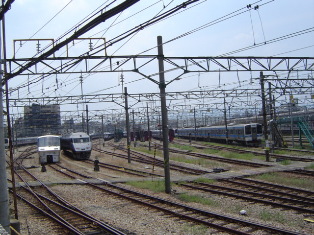 想いが叶った南福岡電車区 | 緩行線