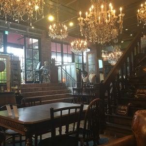 GLOBE ANTIQUESのカフェへの画像
