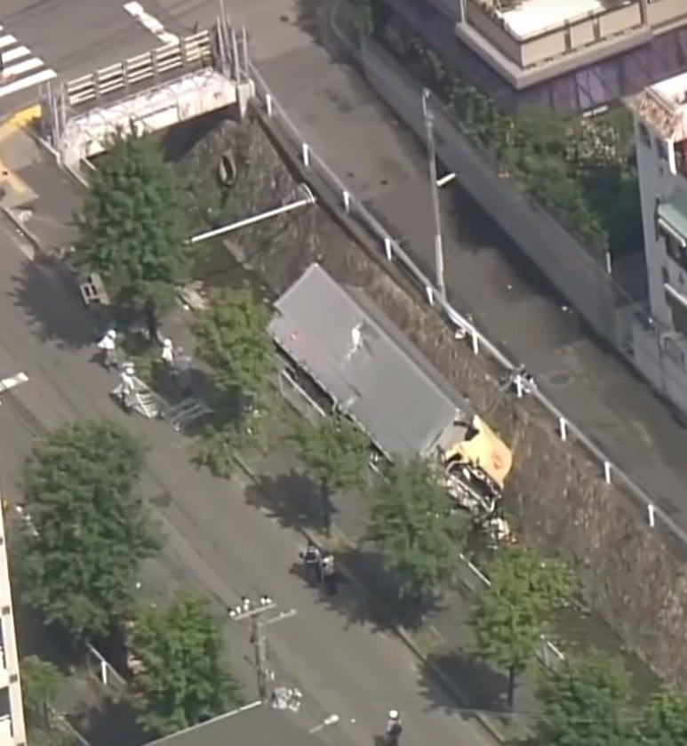 神戸 トラック 事故