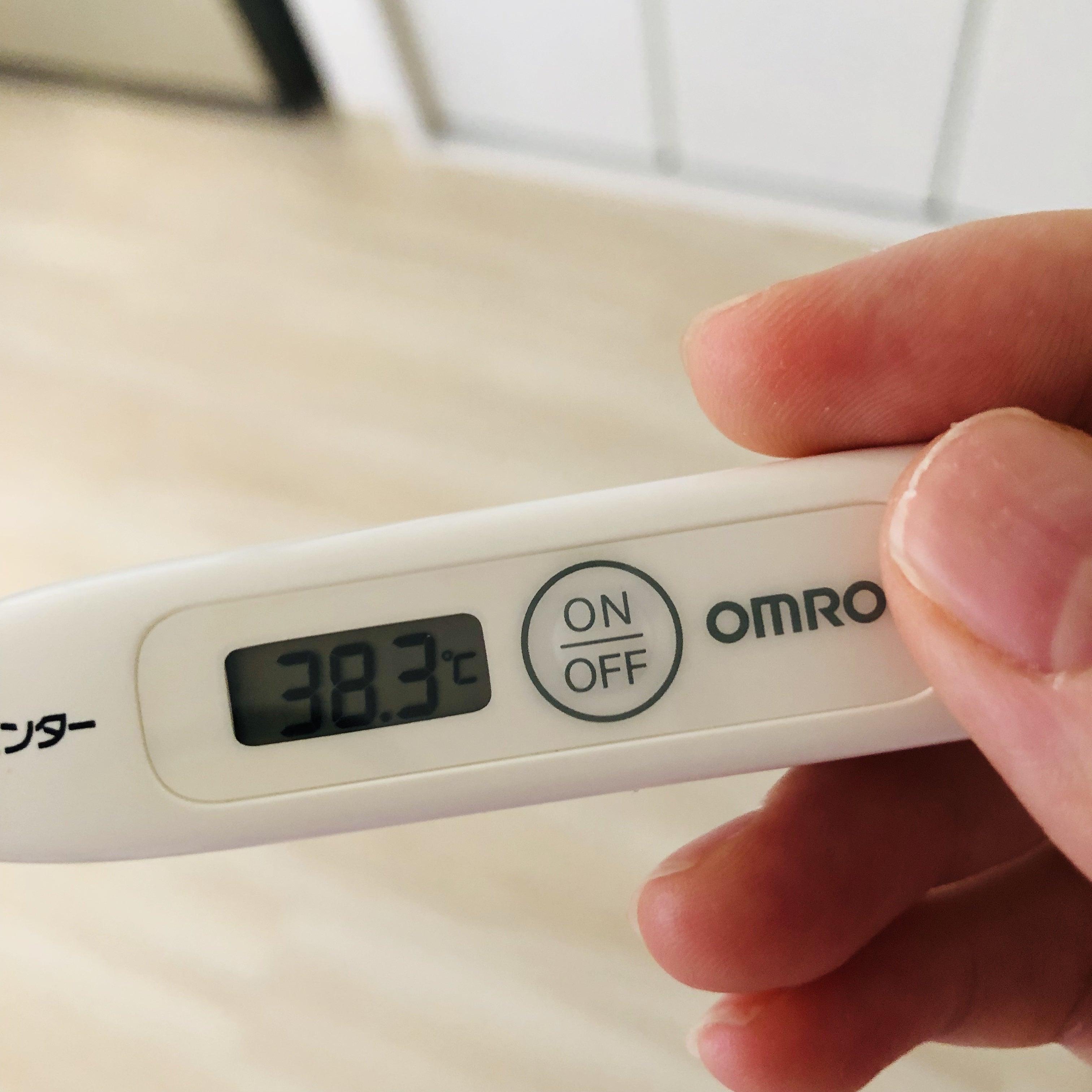 産後 熱 38 度