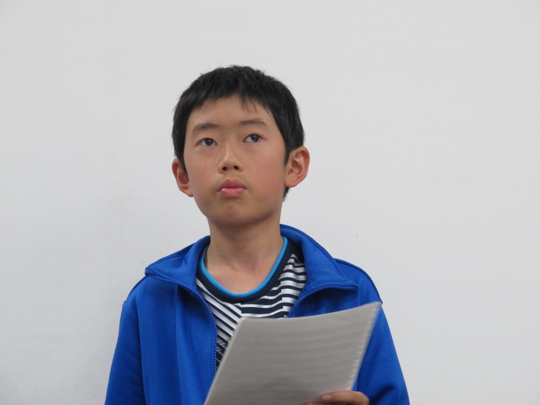福島の子供達からのメッセージ〜ケアンズの皆さん、このプロジェクトをサポートしてくださった皆様へ。の記事より