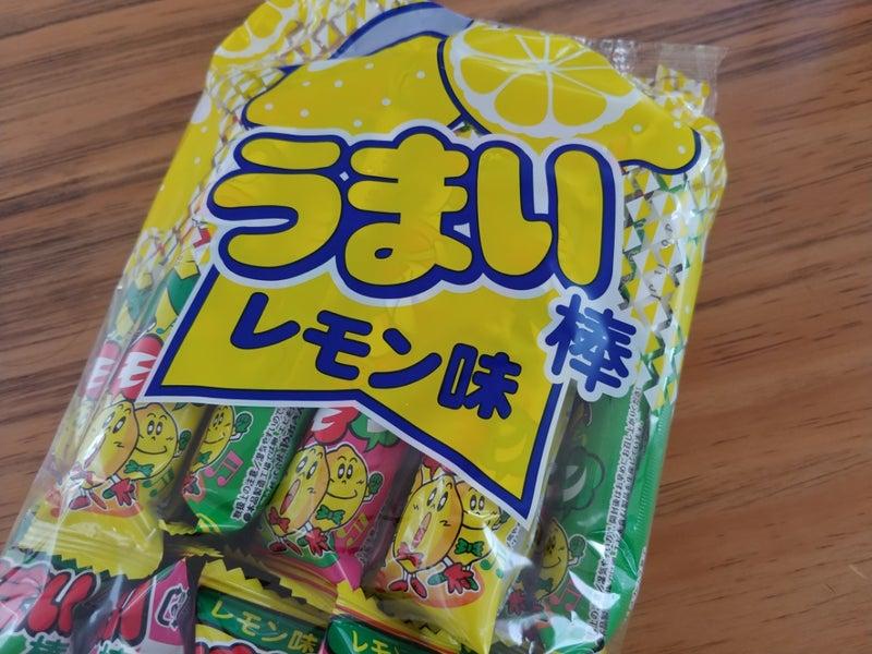 うまい 棒 レモン 味