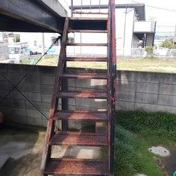 画像 階段塗装 倉敷市 宮前 の記事より 1つ目