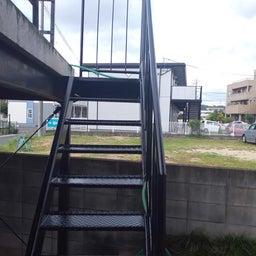 画像 階段塗装 倉敷市 宮前 の記事より 3つ目