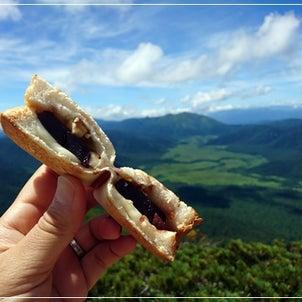 お山でサンド@燧ケ岳の画像