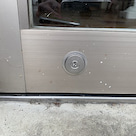 川口市 自動ドア鍵交換の記事より