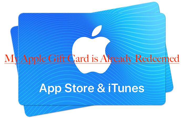 Free Apple Gift Card