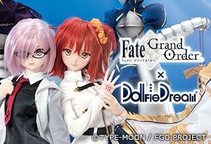 DD受注限定企画 「/fate-go/2019/×DD」特設サイト