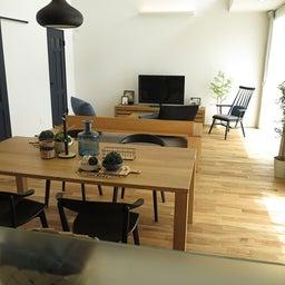 画像 マンションの家具の配置提案 ④ リビングと隣接する洋室とつなげて家具を配置!家具の配置換え提案も の記事より 19つ目