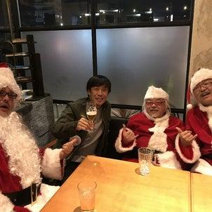 クリスマスパーティーの画像