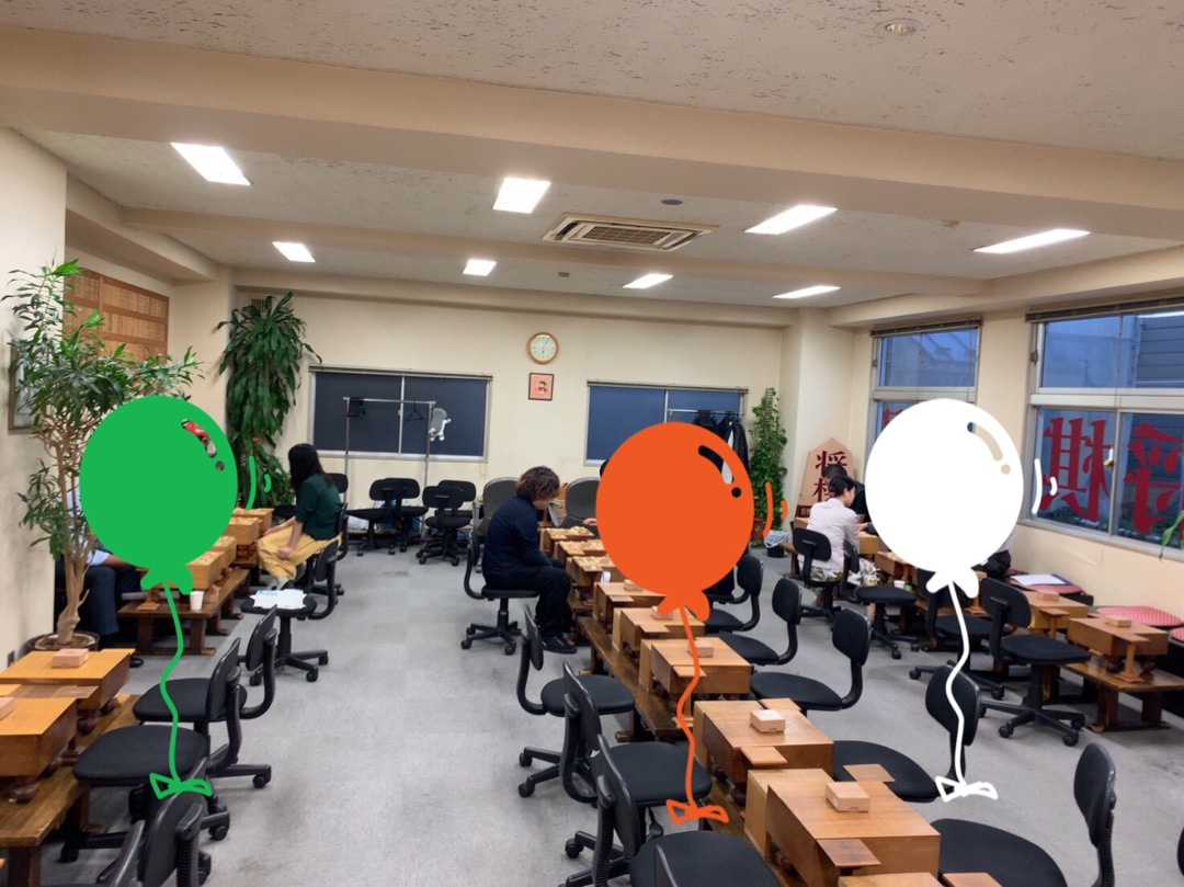 9月2日 REIWA将棋教室の記事より