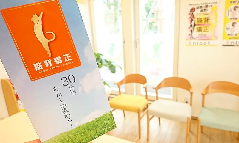 東川口・浦和美園でおすすめの整骨院 たはら整骨院&nicot  筋膜リリース グラストンテクニック 施術風景 猫背