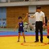 【レスリング】第6回 東京都小中学生レスリング選手権大会の画像