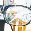 お気に入りの眼鏡の画像