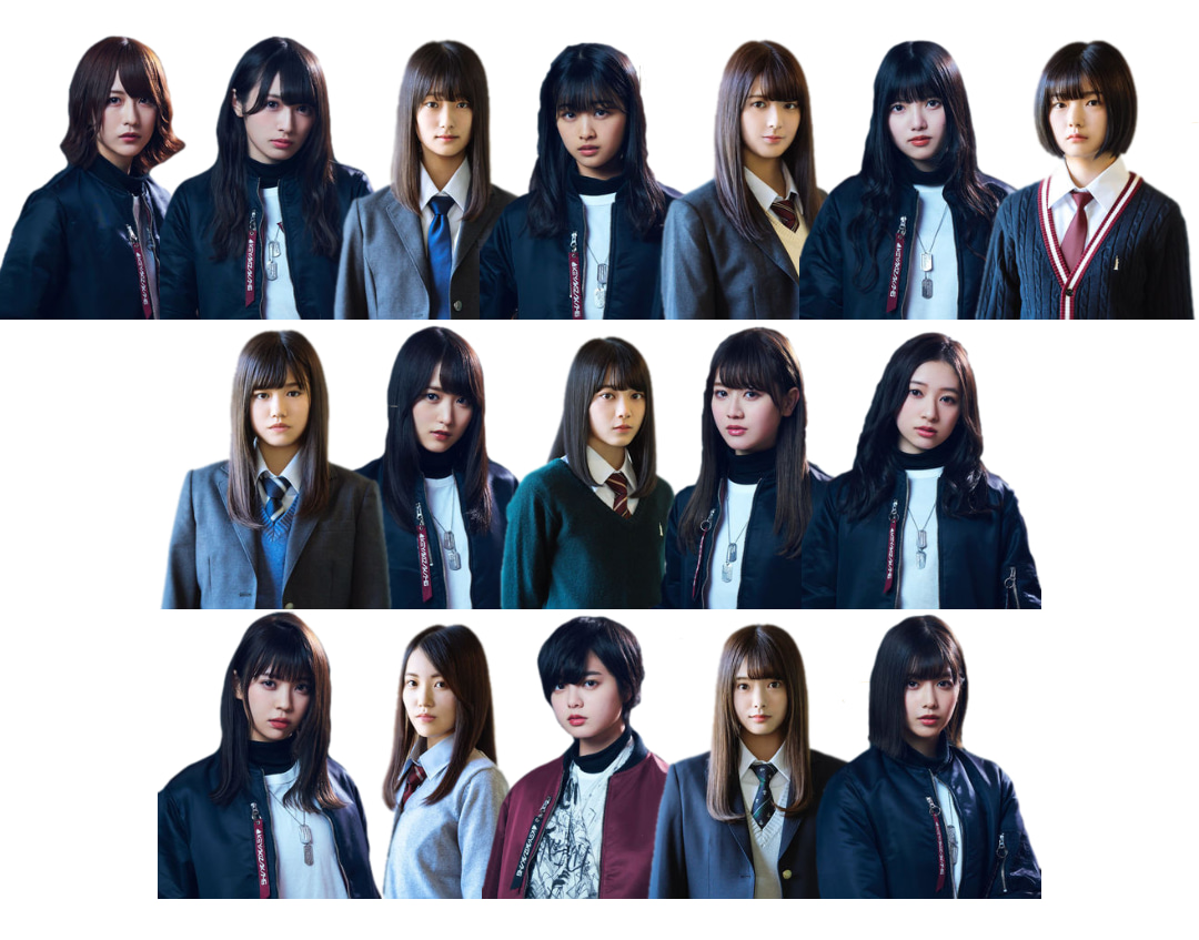 欅坂46 9th