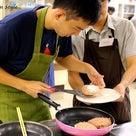 《レポ》【ロコモコ&ガーリックシュリンプ】作りました! 男子限定料理教室メンズキッチン(満席)の記事より