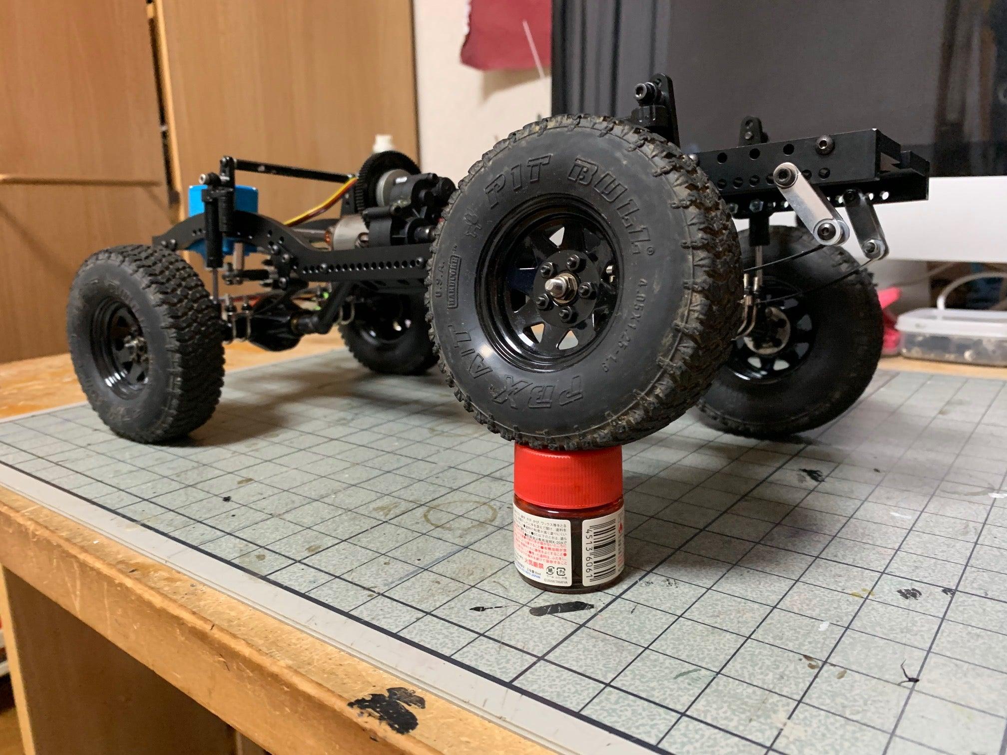 1//10 RC Rock Crawler Suspension Leaf Spring Bar Set for RC4WD F350 TF1 TF2 D90