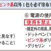 秋期10月のネイリスト検定のアートは大丈夫ですか? 東京ネイルスクールの画像