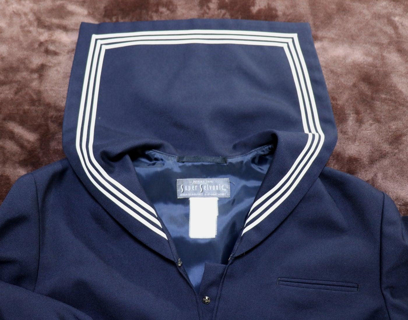 東京都立駒場高等学校 冬セーラー服が入荷しました