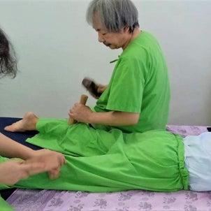 タイで病院巡りとSawat式四つ足トークセンの画像