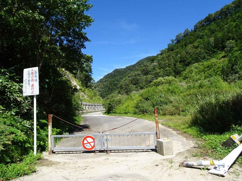 富山県道・岐阜県道34号利賀河合線