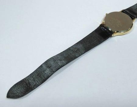 時計のバンドベルト交換