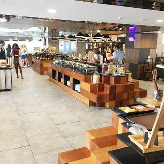 2019夏宿泊★ノボテルバリングラライエアポート朝食ビュッフェ