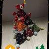 テトラタワー〜クリスマスの画像