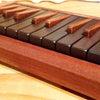 木製ケンハモW-37 鍵盤漆塗りスペシャル 完成しました!の画像