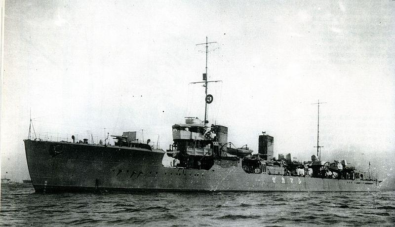 第伍章「あっそう、ふ~ん!!」1943年1月12日、船団は敵潜に狙われ第一号哨戒艇が喰われてしもた!!の巻