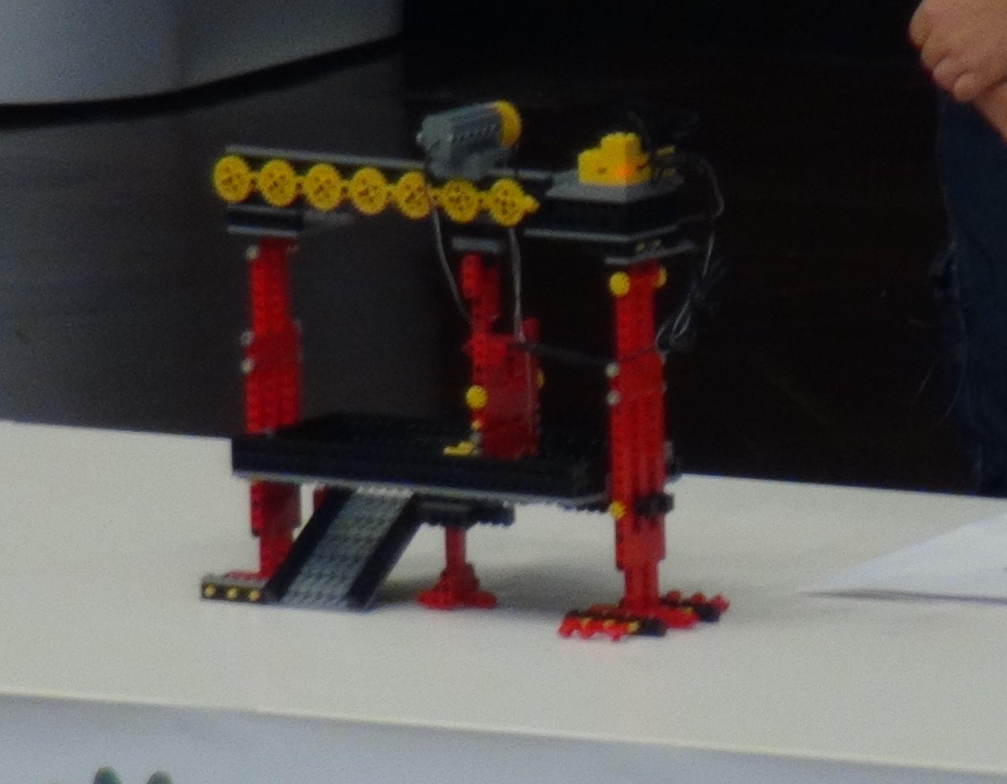 ロボット教室全国大会観覧してきました!!  ロボット教室のひかりスクール