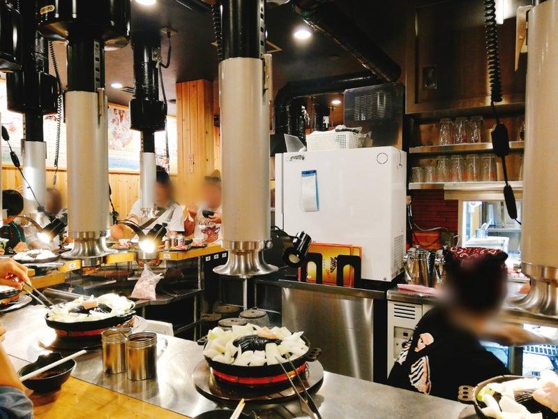 だるま5.5店 ジンギスカン すすきの   東京の本当においしいお店 ...