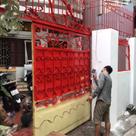 【内装工事】(明日オープン)リンラン新店舗の工事の様子ですの記事より