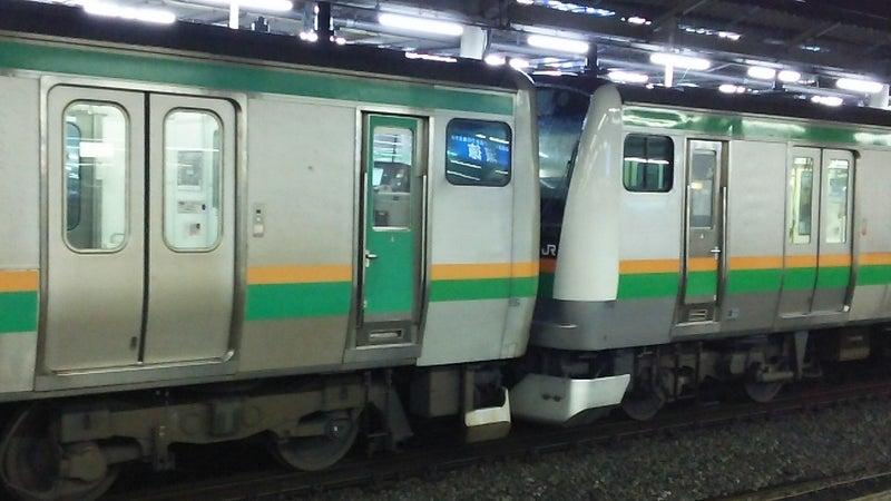 湘南新宿ライン 上野東京ライン 違い