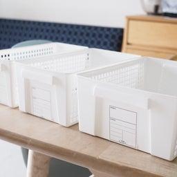 画像 セリアに新作ボックスが登場!スクエアBOXフタ付検証レポ & フタ付きボックス総復習 の記事より 8つ目