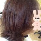 念願の脱ウィッグ→自毛カラー&フルボ酸ストレート♪の記事より
